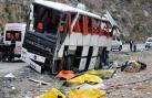 حادث حافلة يودي بحياة 11 شخصا في تركيا