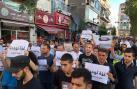 الشعبية: المشاركة الجماهيرية بمسيرة رام الله إجماع وطني رافض للعقوبات على غزة