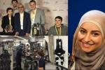 """فلسطينية تفوز بجائزة المليون دولار لتطوير """"قدم ذكية"""""""