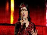 """بالفيديو.. منال موسى تبكّي لجنة التحكيم في أغنية """"هدي يا بحر"""""""
