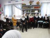 """""""نجوم الأمل"""" تسلط الضوء على قضايا الأشخاص ذوي الإعاقة في مدرسة الشهيد عبد العزيز أبو سنينة"""