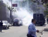 إصابة 5 من عناصر الشرطة المصرية في انفجار أمام جامعة القاهرة