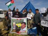 بالصور...الاحتلال يهدم قرية الشهيد زياد أبوعين (2) ويعتقل ناشطين جنوب بيت لحم