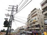 للحد من السرقة.. تحويل خط الضغط العالي في شارع عناتا الرئيسي في شعفاط الى كوابل أرضية