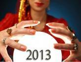 تنبؤات المنجّمين لعام 2013 التي اصابت
