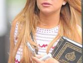 ليندسي لوهان.. هل اعتنقت الإسلام؟