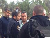 """بالصور.. شرطة الاحتلال توقف نائباً أردنياً في """"الأقصى"""""""
