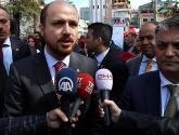 نجل أردوغان ينفي حصوله على الجنسية المصرية