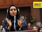 ايران تعدم فتاة قتلت رجل مخابرات حاول اغتصابها