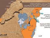"""إسرائيل تنقب عن النفط في الجليل والجولان ووساطة أميركية لـ""""إغراء"""" لبنان"""