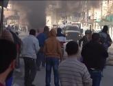 بالفيديو .. مواجهات عنيفة في المنطقة الجنوبية من الخليل نصرة للأقصى