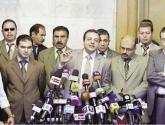 القاهرة ...إحالة قضاة انتقدوا الإطاحة بمرسي للتأديب والمنع من السفر