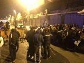 تشييع جثمان الشهيد معتز حجازي في القدس