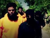 فيديو مروع ... اعدام 18 عنصرا من داعش على يد جيش الاسلام