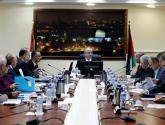 الحكومة لم تستلم أي مبالغ من الدول المانحة لإعادة اعمار غزة