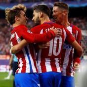 أتلتيكو مدريد يتغلب على بيلباو
