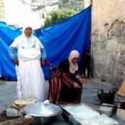 افتتاح مهرجان وادي الشعير الثقافي في طولكرم