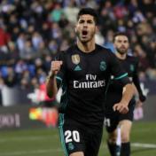 ريال مدريد يتغلب على ليجانيس وينتزع المركز الثالث