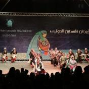 انطلاق مهرجان فلسطين الدولي من مدينة رام الله