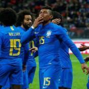 في غياب نيمار.. البرازيل تكتسح روسيا بثلاثية مع الرأفة