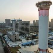 """الصين تبني """"أكبر منقي هواء في العالم"""""""