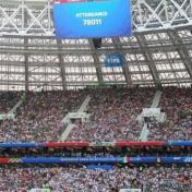 مونديال روسيا يحقق أرقاما قياسية كبيرة