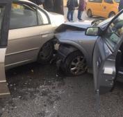 3 إصابات في حادث سير غرب جنين