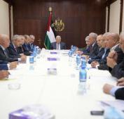 اللجنة التنفيذية: عقد دورة المجلس المركزي في موعد أقصاه أوائل كانون ثاني