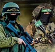 قائدان عسكريان ايرانيان يشيدان بالمقاومة بغزة