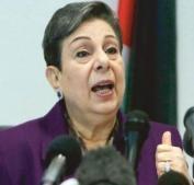 عشراوي: قرارات مجلس حقوق الانسان وقفة حق في وجه الاحتلال