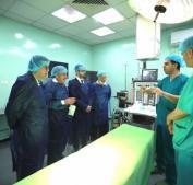 جوال تدعم جمعية أصدقاء المريض الخيرية بأجهزة طبية