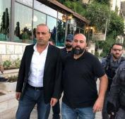 الاحتلال يقرر توقيف المحامي كمال عبيدات