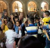 مستشفى المطلع يحتفل للسنة الثالثة على التوالي بتخرج طلبة مدرسة الإصرار(1)