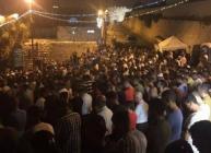 """الاحتلال يقمع المصلين في """"باب العامود"""""""