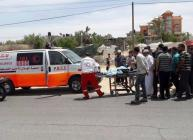 إصابة فتى بجروح خطيرة بحادث سير في رفح