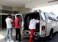 إصابة خطيرة في الرأس لشاب خلال مواجهات مع الاحتلال في حزما