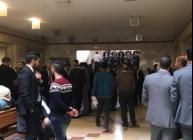 نقابة المحامين تعلّق العمل امام المحاكم وتؤكد استمرار فعالياتها الاحتجاجية
