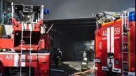 مصرع 16 شخصا جراء حريق في موسكو