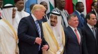 ترامب حمل رسالة من ملك السعودية إلى نتنياهو... فماذا تضمنت؟