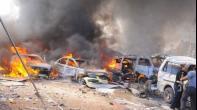 30 قتيلا وعشرات المصابين في تفجيرين بمدينة القامشلي السورية