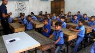 الانروا تغيّر المنهاج الفلسطيني ومعلموها يرفضون