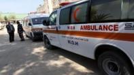 شاب يحرق نفسه في مخيم البريج ومقتل فتاة شرق خان يونس