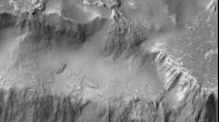 """ناسا تعثر على """"شلالات نياغارا"""" على سطح المريخ"""