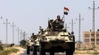 مصادر رسمية: انطلاق عملية عسكرية واسعة في سيناء