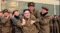 حقيقة الرجل الغامض الذي قفز على ظهر زعيم كوريا الشمالية
