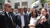 درعاوي لوطن:نقابة المحامين تعلن عن تعليق الدوام غدا  وتدعو الى مسيرة تجاه ضريح الشهيد عرفات