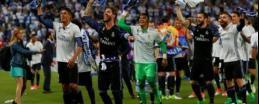 ريال مدريد بطلاً للدوري الإسباني للمرة ال33 في تاريخه