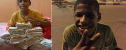 الكشف عن قنطار مال لدى متسوّل يمني في السعودية