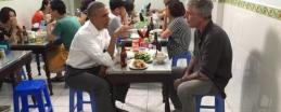 وجبة أوباما  في فيتنام بـ6 دولارات ولم يدفع!