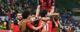 بالفيديو.. السعيد ينقذ مصر من تقاليع كوبر.. وغانا ثاني المتأهلين للثمانية